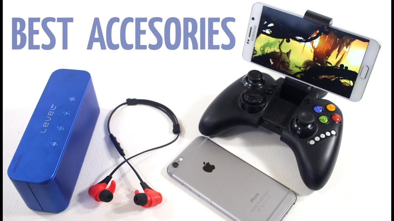 7 Smartphone Accessories You Must Have