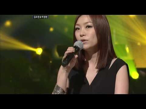 Lena Park (박정현) - Creep (Radiohead / 1min.) @ 2012.06.30 Live Stage