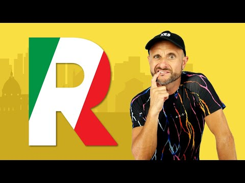Learn How To Roll Your R In Italian And Pronounce Italian Words