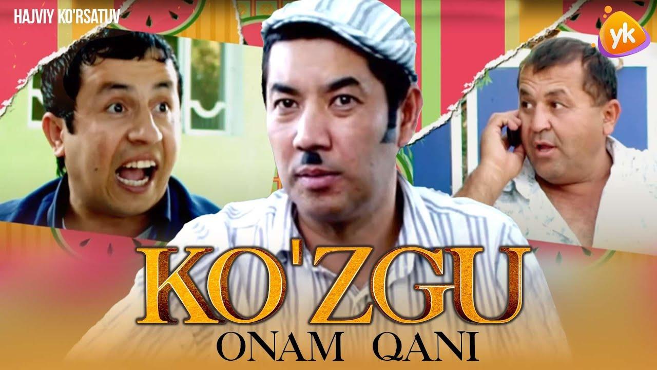 Ko'zgu - Onam qani (hajviy ko'rsatuv) | Кузгу - Онам кани (хажвий курсатув)