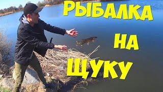Рыбалка на щуку Делаю Хот Доги