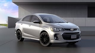 Road Test System 2017 Chevrolet Sonic Top Performance Speed