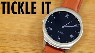 Let's Tickle the Ticwatch - Smartwatch Review