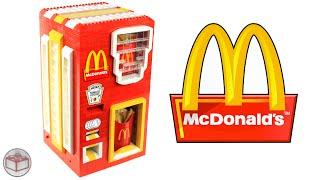 LEGO McDonald's French Fries Machine