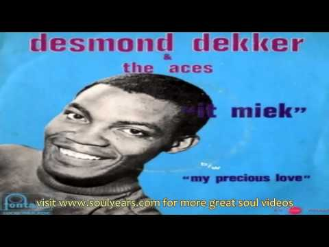 Desmond Dekker & the Aces - It Miek (with lyrics)