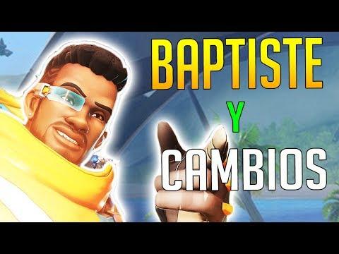 OVERWATCH: BAPTISTE LLEGA AL SERVIDOR OFICIAL + NUEVO BALANCE DE HÉROES!!! Sr Jambo thumbnail