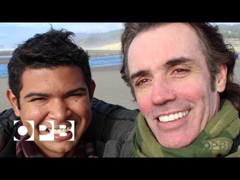 One Same-Sex Binational Couple's Story   OPB News