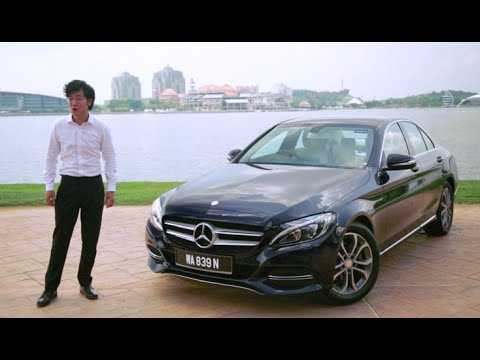 W205 Mercedes-Benz C-Class C200 Avantgarde Malaysia Review - paultan.org
