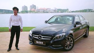 W205 Mercedes-Benz C-Class C200 Avantgarde Malaysia Review