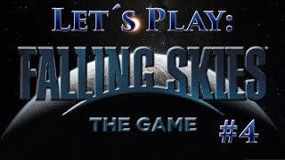 Let´s Play: Falling Skies #4 - Eskort Mission mit Verlusten [Deutsch HD]