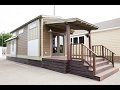 Park Model Homes Living Big in a Tiny Home call 888-222-2699