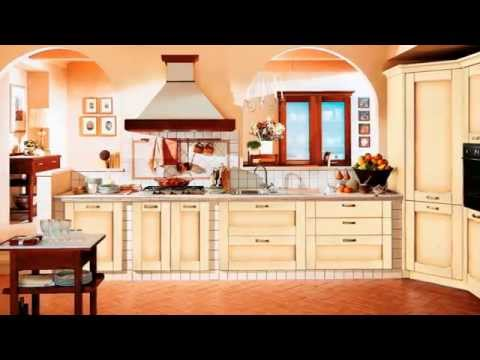 Cucina stile provenzale - YouTube
