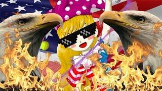 Danmakufu - Queen of Fools (Clownpiece Boss Battle)