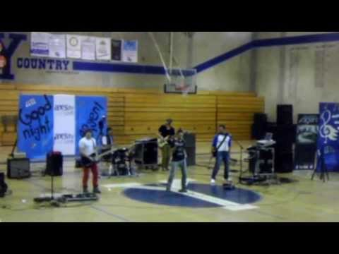 Goodnight Argent tour LIVE @ Yosemite High School