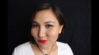 АСМР Макияж Стрелки Красная помада ASMR Makeup Arrows Red Lipstick