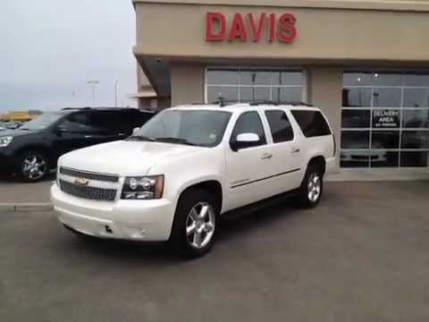 2011 chevrolet suburban ltz for sale 120269 davis gmc. Black Bedroom Furniture Sets. Home Design Ideas