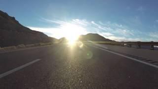 U.S. Route 93 South through Lake Mead National Recreation Area, Arizona, 19 Dec 2015 GP020029