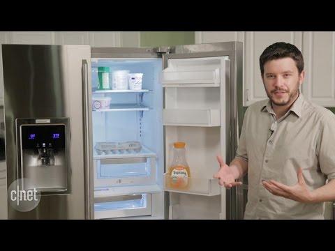 253 expert review of the 510l electrolux fridge ebm5100sdrh appliances online