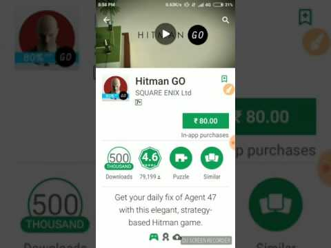 How To Download Hitman Go For Free On Android