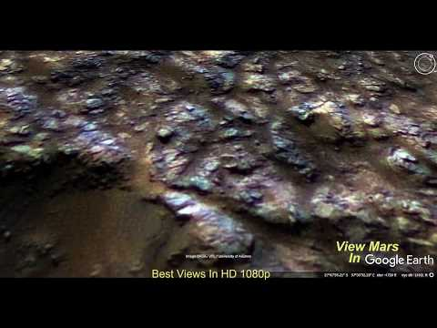 Mars Civilization Found With Alien Structures Alien Tech Exotic Alien Architect