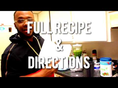 10 day green smoothie cleanse jj smith | FULL RECIPE AND INGREDIENTS