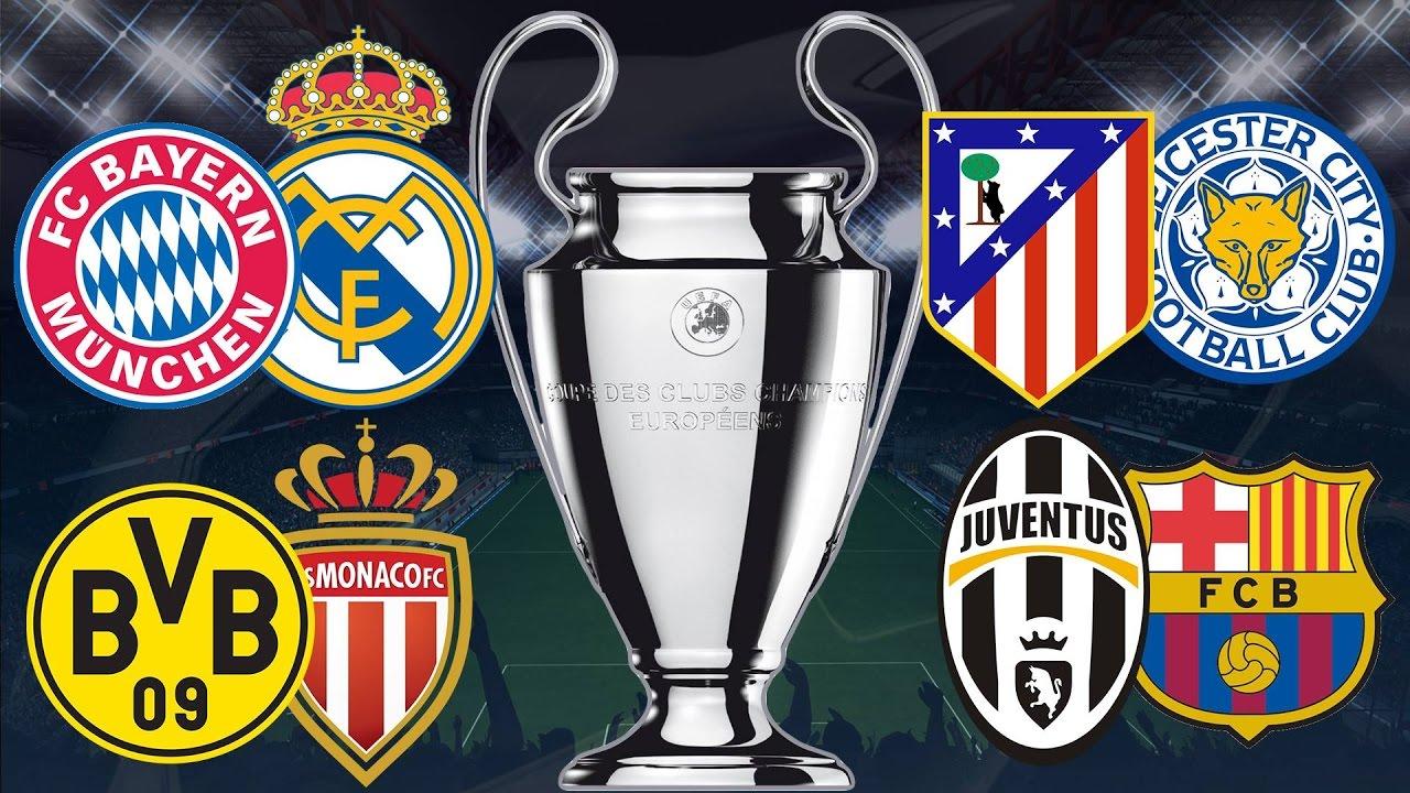 SORTEO CHAMPIONS | Bayern Munich vs Real Madrid | Juventus ...
