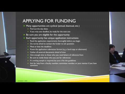 EMU Graduate School: Doctoral Students Funding