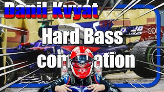 Daniil Kvyat Hardbass Compilation