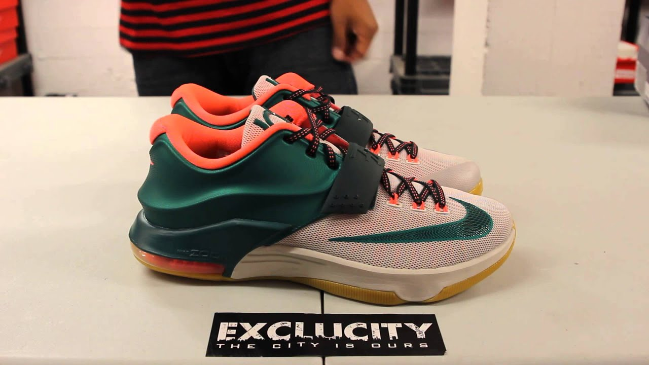 sports shoes 3165f 72cb4 Nike KD VII
