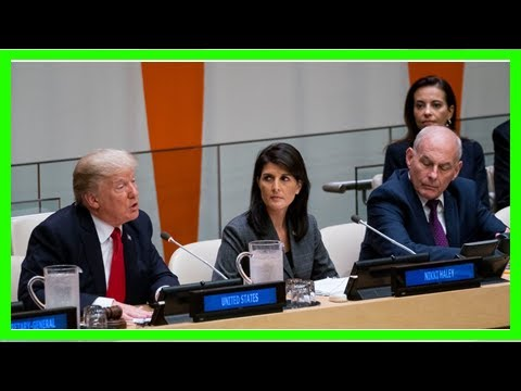 Box TV-Trump the Government protect the Cuban embargo at the United Nations, the obama reversals