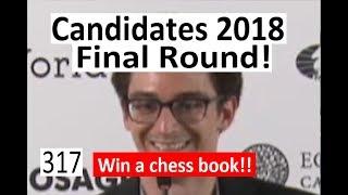 Candidates 2018: Final Round!