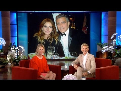 Julia Roberts on Friend George Clooney's Engagement Mp3
