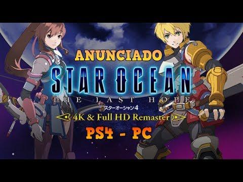 Hablemos de Star Ocean: The Last Hope 4K & Full HD Remaster (PS4/PC)