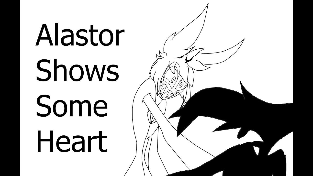 Download ALASTORCAST | Alastor Shows Some Heart