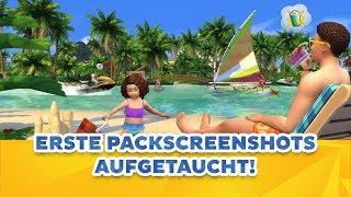 Erste Inselleben-Screenshots veröffentlicht! | Short-News | sims-blog.de