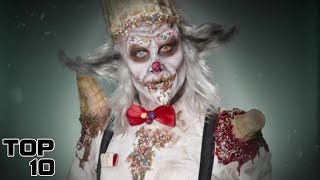 Top 10 Scary Candy Man Urban Legends