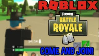 🎉 TRYING TO GET SOME WINS IN ROBLOX FORTNITE!! 🔴 ROBLOX ISLAND ROYALE LIVE