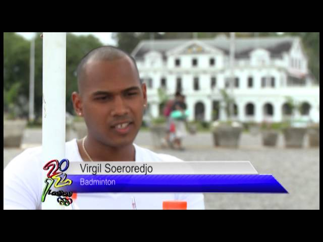 Suriname Op Weg Naar Goud 2012 aflevering 1