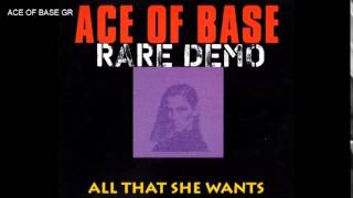 Ace of Base - Mr. Ace (All that she wants Demo Version)