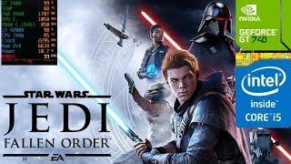 Star Wars Jedi Fallen Order (GT 740M/GT 825M/GT 920M) [Minimum]
