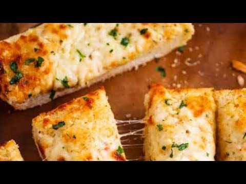 Garlic Bread Recipe #How to make Garlic bread Your Videos on VIRAL CHOP VIDEOS