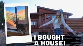 House Tour! I Bought A House!