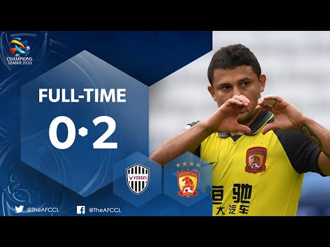 Kobe Guangzhou Evergrande Goals And Highlights