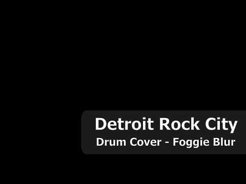 Detroit Rock City by Kiss - Drum Cover with Alesis Strike PRO-Big Bird Kit