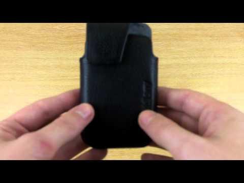 Blackberry Bold 9790 Magnetic holster