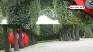 WINPIN Pinnie on Tour - Schloss/Tiergarten Schönbrunn