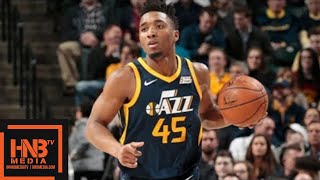 Utah Jazz vs Indiana Pacers Full Game Highlights / March 7 / 2017-18 NBA Season