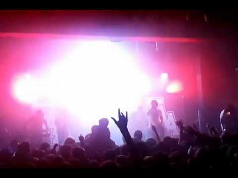 Youngbloods - The Amity Affliction (U18 live @ The Billboard Venue - Melbourne) October 13 2011