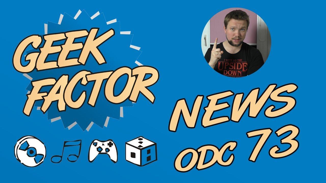 Geek Factor News 73 – Marvel i Fox od teraz razem
