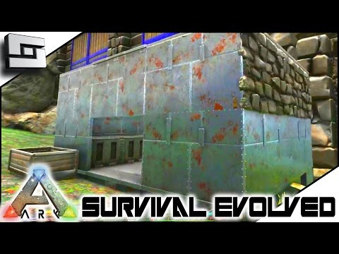 ARK: Survival Evolved - BASE ORGANIZATION! S2E105 ( Gameplay )